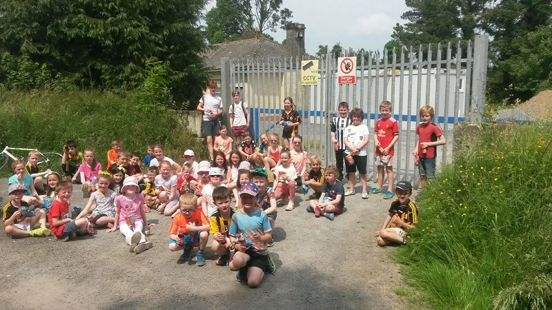 School Sponsored Walk
