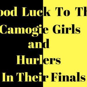 Hurling & Camogie Finals