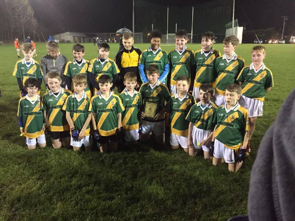 South Cumann  na mBunscol U13 Football Final Winners