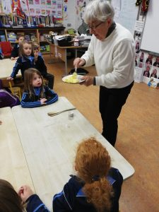 Visit From Olivia Goodwillie Children's Author