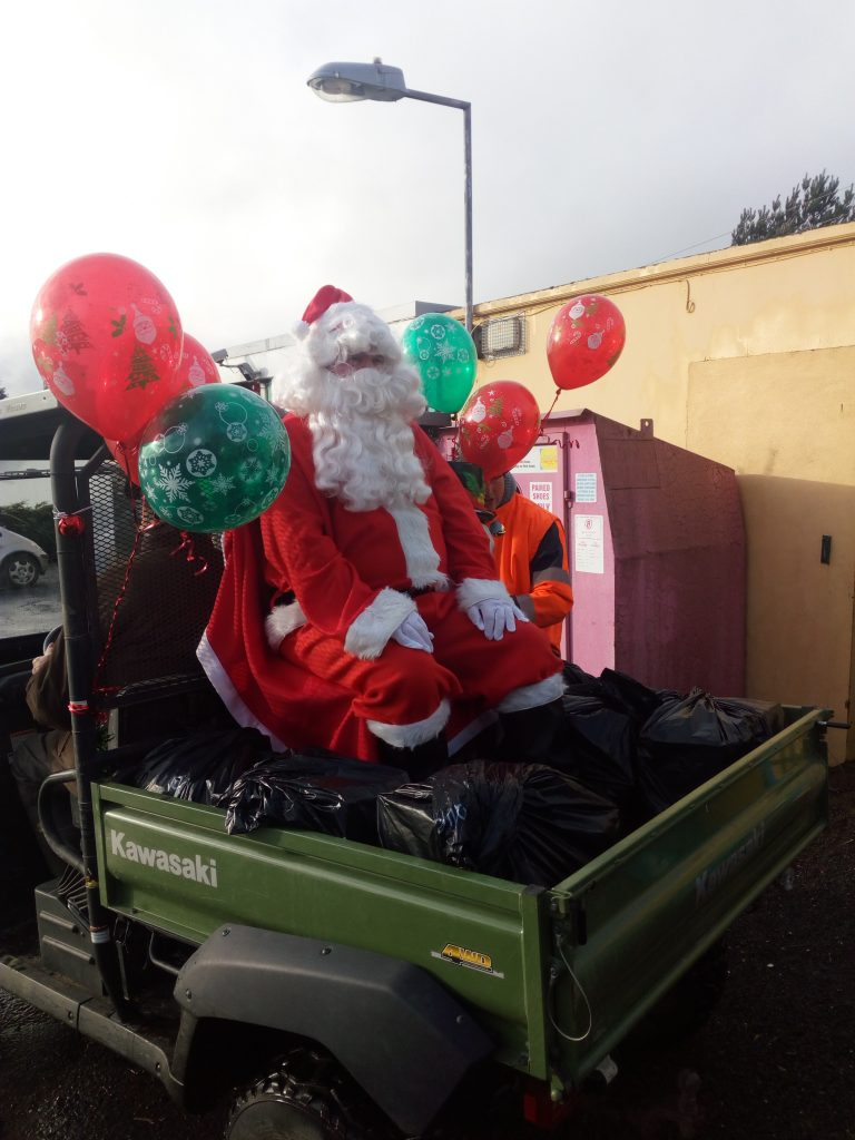 Santa Visit 2018