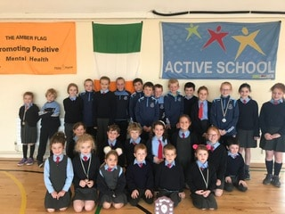 Scoil Mholinge's Top Athletes