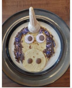 Our creative pancakes 😁