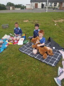 Teddy bear picnic.